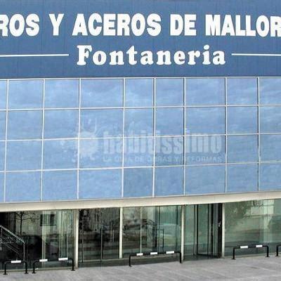 Hierros y Aceros de Mallorca   Muro