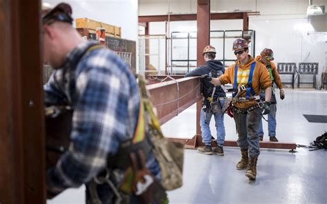 High paid skilled trade jobs unfilled while high school ...