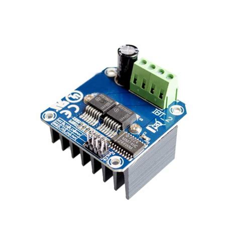 High Power Motor Driver BTS7960 43A   Boutique Semageek