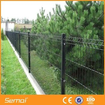 High Quality Decorative Fence Wire Mesh / Metal Fence ...