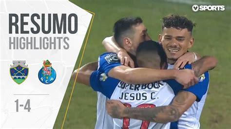 Highlights | Resumo: Chaves 1 4 FC Porto  Liga 18/19 #18 ...