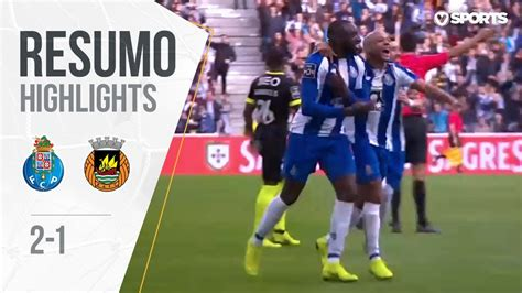 Highlights | Resumo: FC Porto 2 1 Rio Ave  Liga 18/19 #14 ...