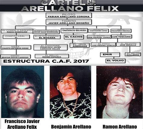 Hijos de Ramón y Javier Arellano Felix, heredarón el ...