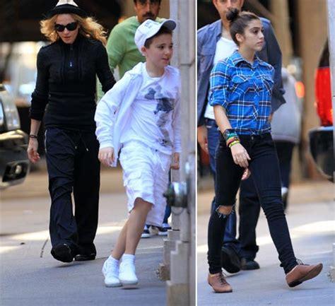 Hijos Madonna | hola.com
