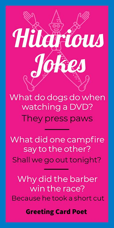 Hilarious Jokes To Crack You Up and Wanting More ...