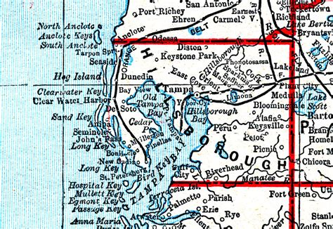 Hillsborough County, 1893