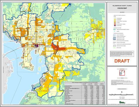 Hillsborough County Areawide Vision Map | Plan Hillsborough