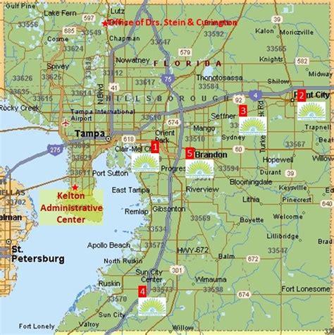 Hillsborough County Florida Map | Current Red Tide Florida Map