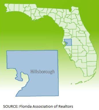 Hillsborough County Florida Single Family Home Sales are ...