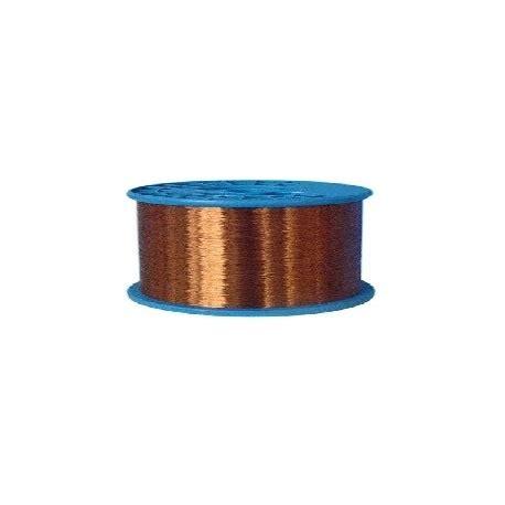 Hilo de cobre esmaltado en bobinas de 250 gramos