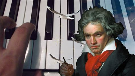 Himno a la Alegria / Beethoven / Piano Tutorial / Notas ...
