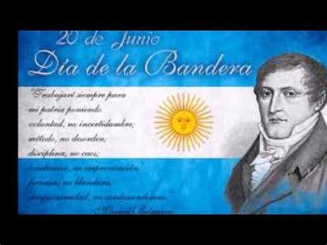 Himno a la Bandera Argentina   YouTube
