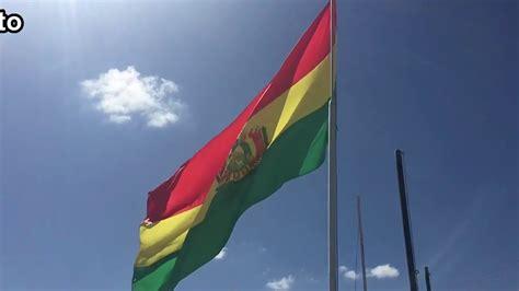 Himno a la Bandera Boliviana  cantando y con letra    YouTube