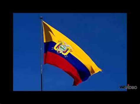 Himno a la Bandera de Ecuador.   YouTube