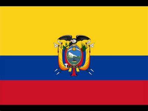 Himno a la Bandera del Ecuador  versión cantada    YouTube