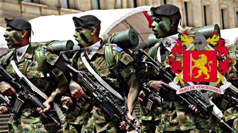 Himno Arma de Infantería  Ejército de Colombia    YouTube