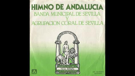 Himno de Andalucía  versión instrumental  – Banda ...