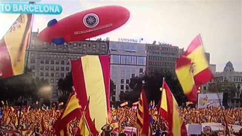 Himno de España en Cataluña   YouTube