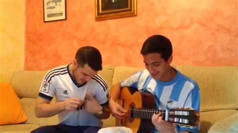 Himno de la décima  Hala Madrid y nada mas  guitarra   YouTube
