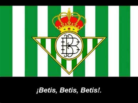 Himno de Real Betis   YouTube