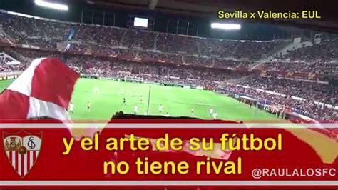 Himno del Centenario del Sevilla FC   Cánticos Sevillistas ...