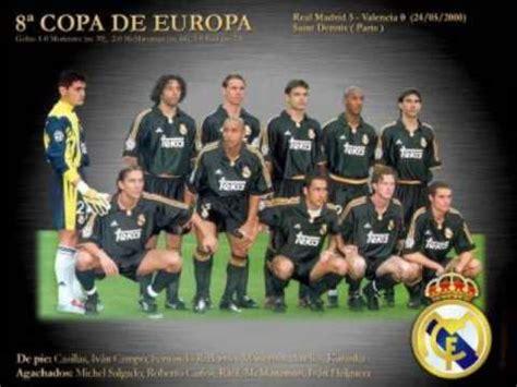 Himno del Real Madrid Club de Fútbol   YouTube