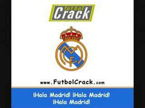 Himno del Real Madrid   YouTube