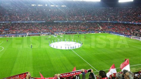 Himno del Sevilla FC y de la Champions League   YouTube