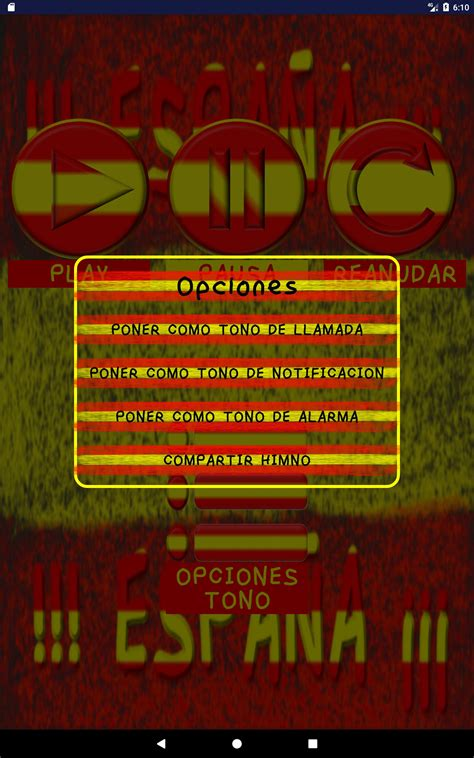 Himno España for Android   APK Download