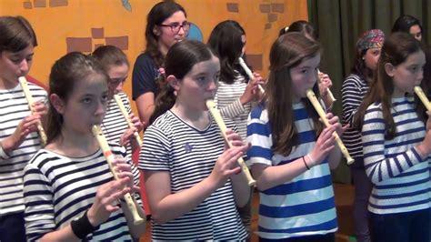 Himno Galego 6ºEP no Festival das Letras   YouTube