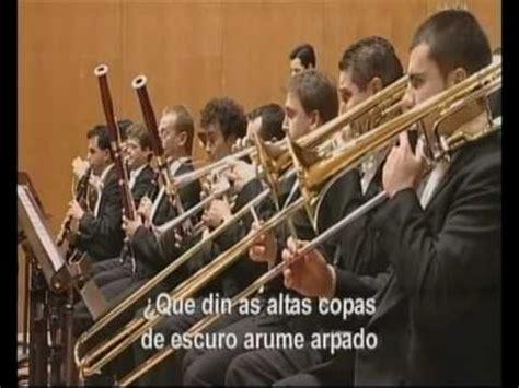 Himno Galego  versión longa e con letra   badAR   YouTube