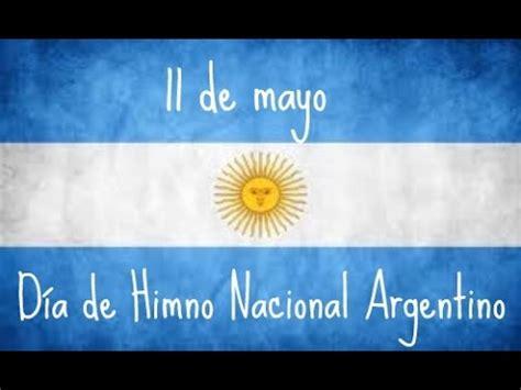 Himno Nacional Argentino  Letra E Imagenes    YouTube