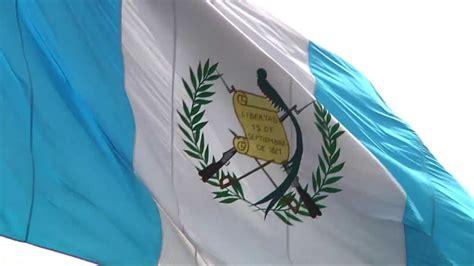 Himno Nacional & Bandera de Guatemala   YouTube