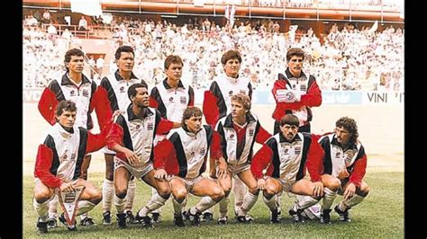 Himno Nacional de Costa Rica Copa Mundial FIFA 1990 VS ...