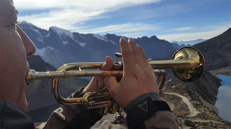 Himno Nacional del Peru  Trompeta Solo    YouTube