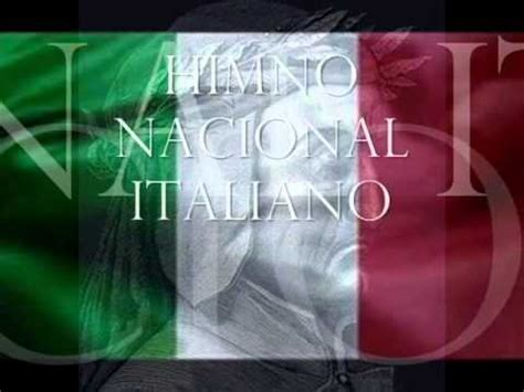 HIMNO NACIONAL ITALIANO / INNO DELLA REPUBBLICA ITALIANA ...