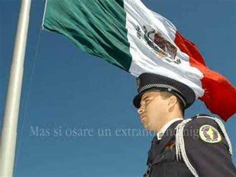 Himno Nacional Mexicano  National Anthem of Mexico    YouTube