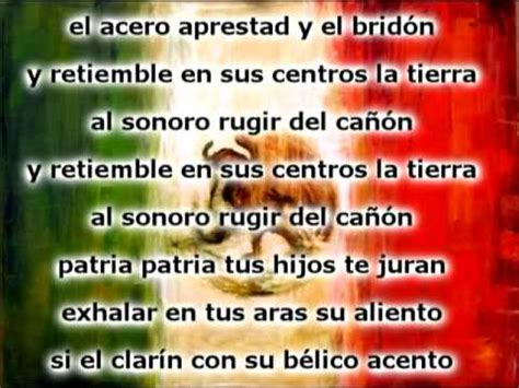 himno nacional mexicano   YouTube