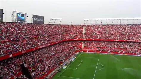 Himno Sevilla FC  Sevilla FC Atlético de Madrid  Liga BBVA ...