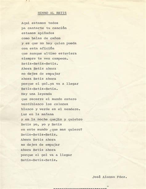 Himnos oficiales de los clubes de fútbol español.   Fútbol ...