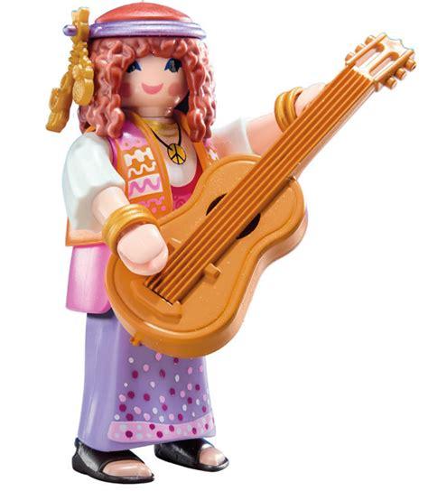 Hippie musician   Playmobil Figures: Series 11 9147