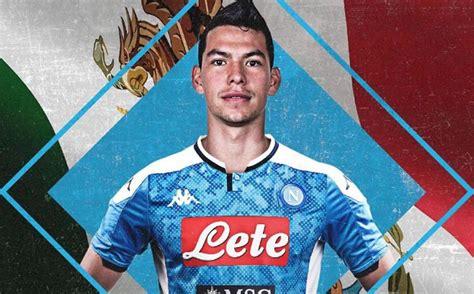 Hirving Chucky Lozano: biografía del jugador del Napoli de ...