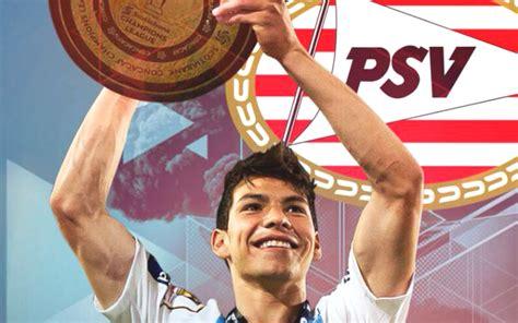 Hirving Lozano #1 Beste buitenspeler van de Eredivisie