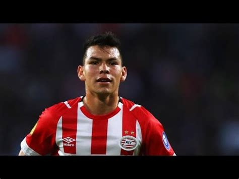 Hirving Lozano All You Need To Know 2018/2019 PSV ...