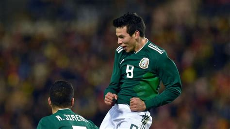 Hirving Lozano Brace Gives Mexico Draw With Belgium
