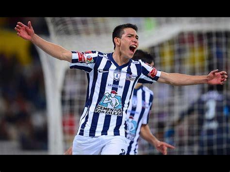 Hirving Lozano  El Chuky  en sus comienzos Goals Skills ...