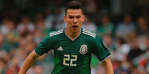 Hirving Lozano, el futbolista mexicano más caro de la ...