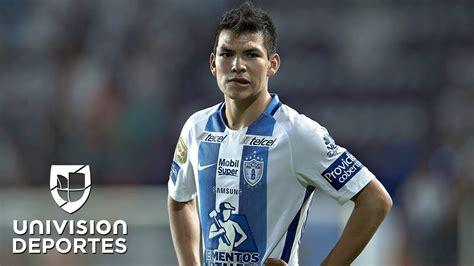 Hirving Lozano, el mejor jugador de la Liga MX   YouTube