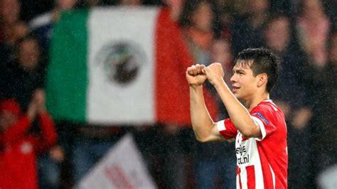 Hirving Lozano, elegido en el once ideal de la Eredivisie ...