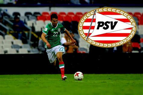 Hirving Lozano eligió al PSV   Grupo Milenio